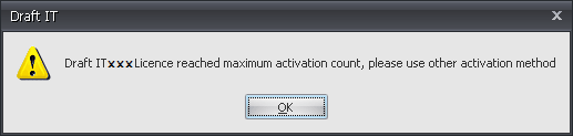 Software activation problem example image number eleven