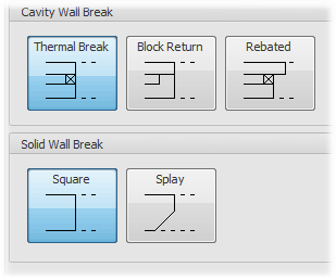 Wall break types example image